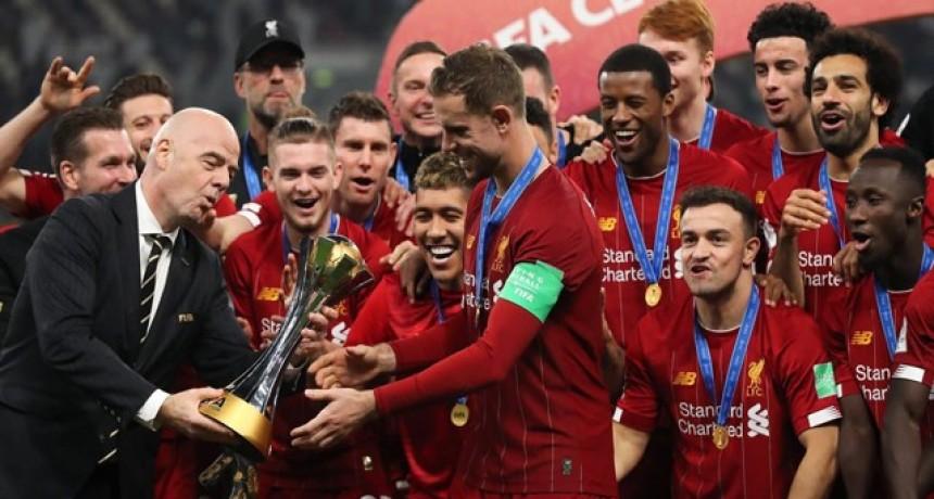 Liverpool venció 1 a 0 a Flamengo y se coronó campeón del Mundial de Clubes