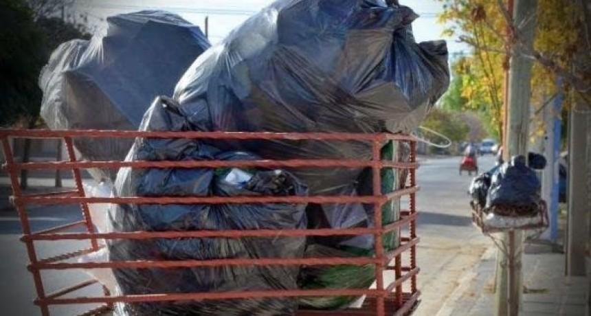 Programaron el servicio de recolección de residuos para Navidad y Año Nuevo