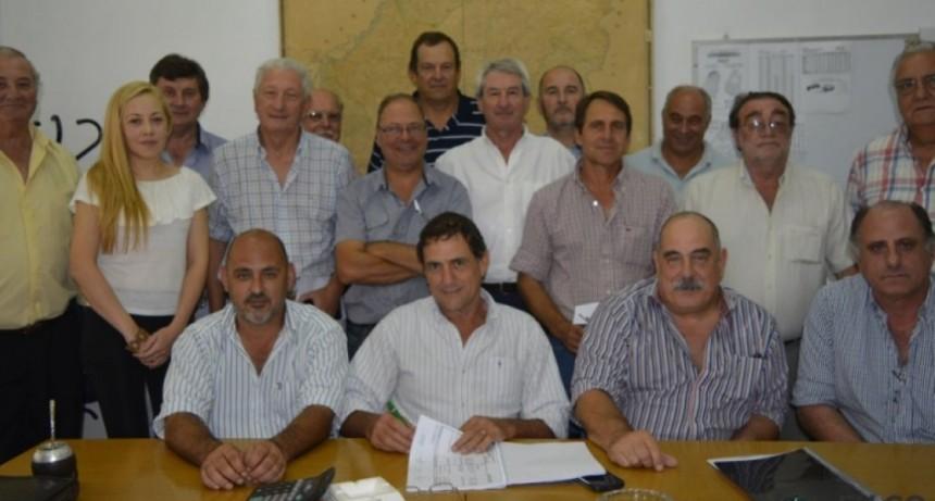 El federalense Jorge Ruiz es el nuevo presidente de la Fucofa