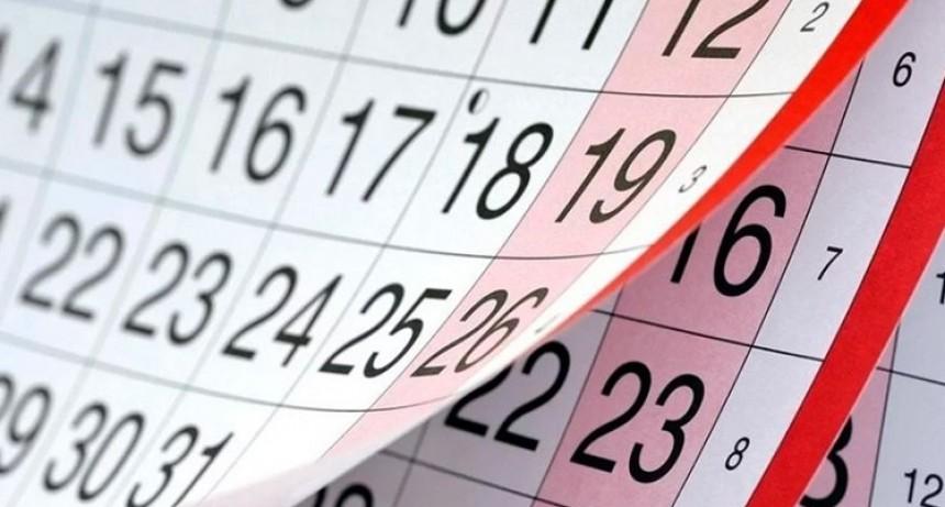 Repaso de los feriados y días no laborables del 2020: El calendario completo