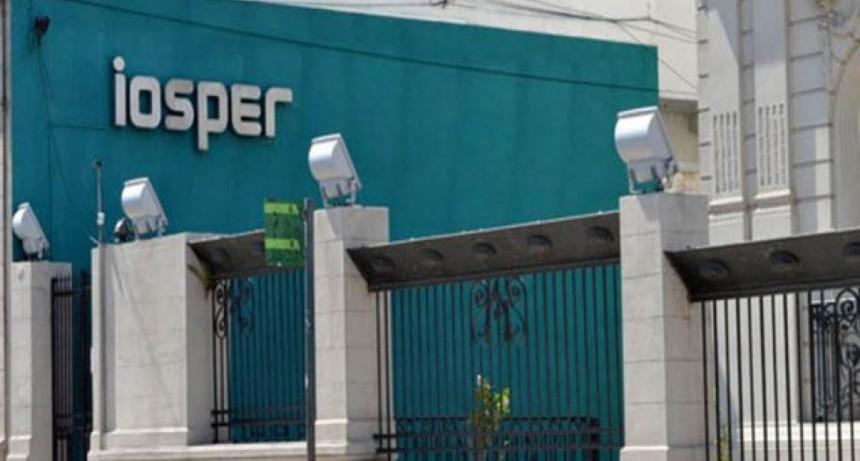 Desde el 1º de enero, Iosper aumentará un 12% a sus prestadores