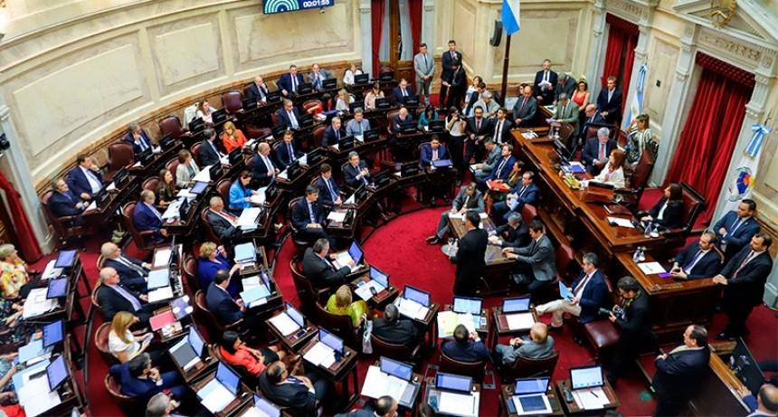 Diputados y senadores nacionales congelan sus dietas por seis meses