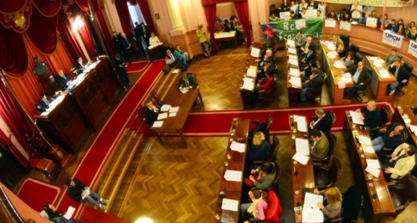 Dispusieron congelamiento de salarios y dietas en la Legislatura entrerriana