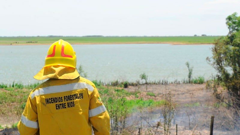 Prohíben realizar cualquier tipo de quemas hasta fines de febrero en Entre Ríos
