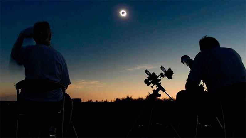 Nuevo eclipse total de sol en Argentina: cuándo será y los lugares dónde se verá