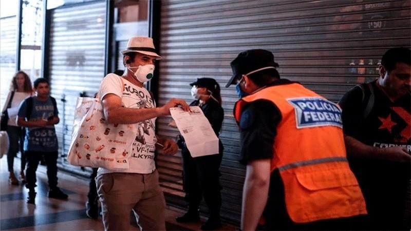 Covid-19 en Argentina: reportan 209 muertos y 6.899 nuevos contagios