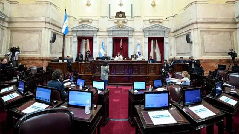 Senado convirtió en ley el Aporte Solidario que alcanza a casi 12.000 personas