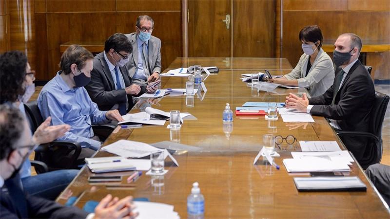 El Gabinete económico descartó que haya más ATP o IFE