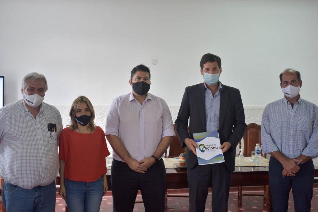 CAFESG participó del llamado a licitación para la explotación del frigorífico de San José de Feliciano