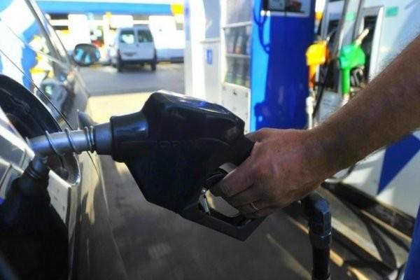 Suben los combustibles 1,3 por ciento