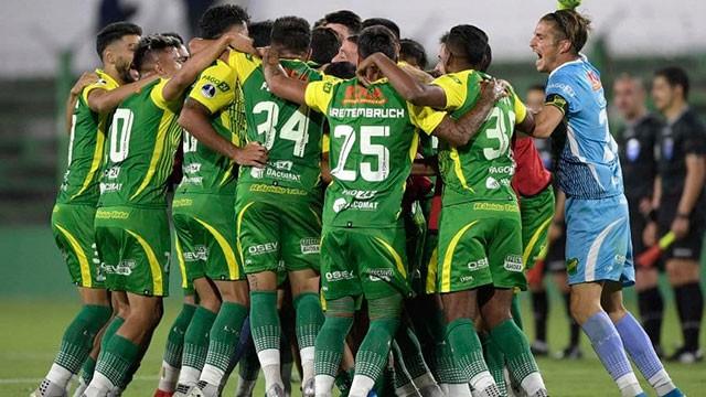 Defensa y Justicia se clasificó a semifinales de la Copa Sudamericana