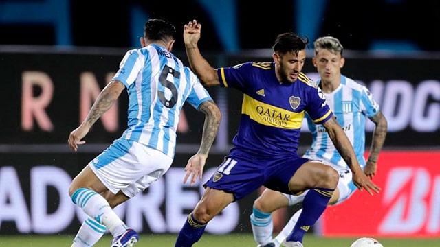 Libertadores: Racing le ganó 1-0 a Boca y la serie de cuartos de final se define en la Bombonera