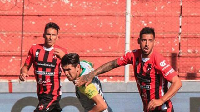 Patronato estiró su mal momento y cayó como local ante Aldosivi por 1 a 0