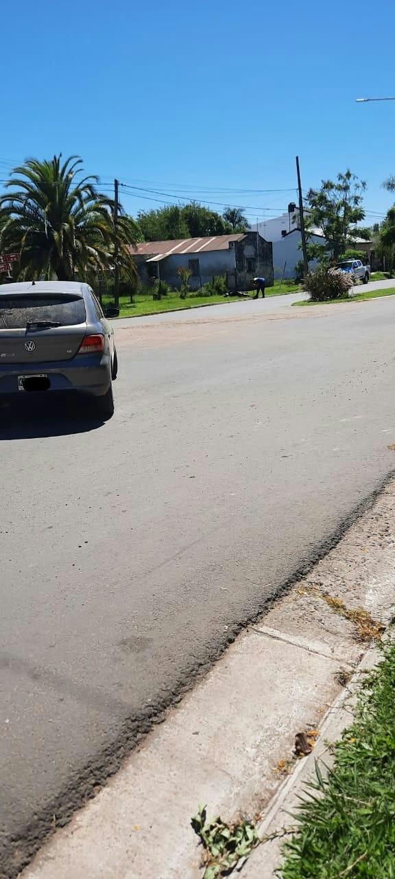 Accidente de tránsito con lesionados: