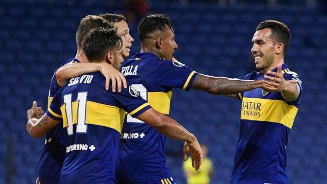 Copa Libertadores: Boca le ganó con claridad a Racing y está en semifinales