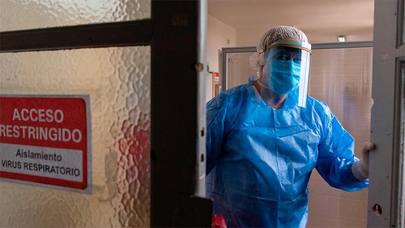 Reportaron 151 muertes y 11.000 casos de covid-19 en Argentina