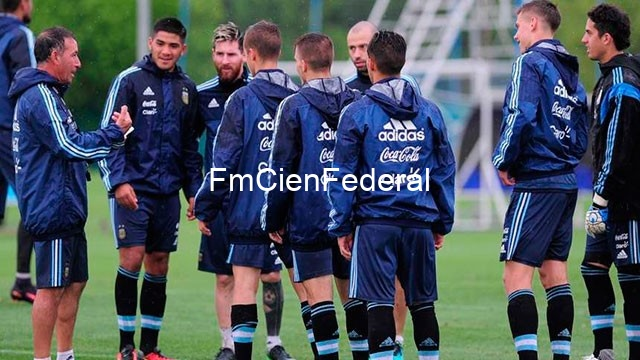 Selección Argentina: Así formaría el equipo que este martes